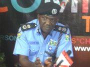 ComPol Abiodun Odude of Oyo State Command