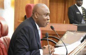 Senator Bukola Saraki