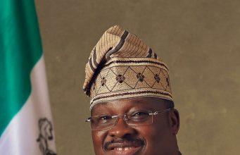Governor Abiola Ajimobi of Oyo State