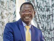 Prof Ayobami Salami, the Vice Chancellor of Tech-U, Ibadan...