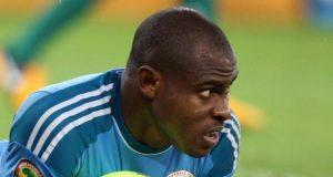 Goalkeeper Vincent Enyeama