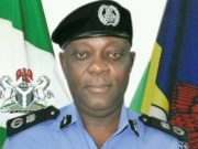 Acting Lagos State Police Commissioner Imohimi Edgal