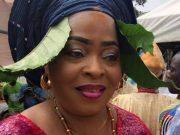 Yeye Toyin Adegbola (Ajoke Asewo)...passionate about her mother...