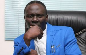 Kashim Afegbua...order for his arrest has been given...
