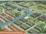 Prototype of Maritime University in Delta State...