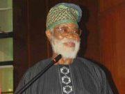 Professor Akinwunmi Ishola...rest in peace...
