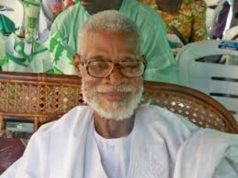 Late Professor Akinwunmi Ishola