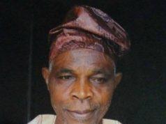 Professor Wale Oyemakinde...