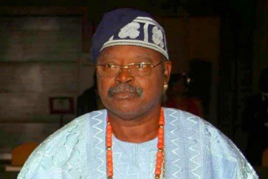 Chief Alexander Akinyele