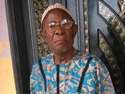 Pa Nze Micheal ChukwuEmeka Amuneke, father of Nigerian football star, Emmanuel Amuneke...